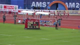 Amsterdam Europei 2016   1500mt 2a serie