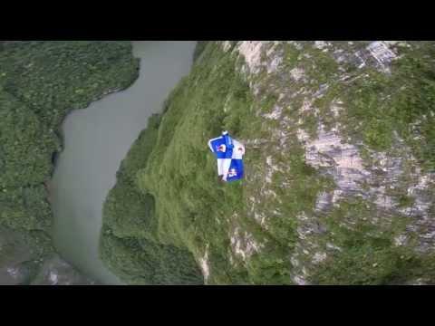 Salto base del Cañón del Sumidero
