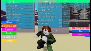 Premier jeu Roblox sur youtube.mp4