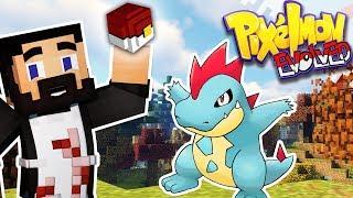 MINECRAFT PIXELMON EVOLVED! - EP01 - Introducing the B-League! (Pokemon In Minecraft)