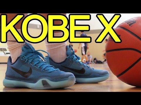 KOBE X (10) REVIEW