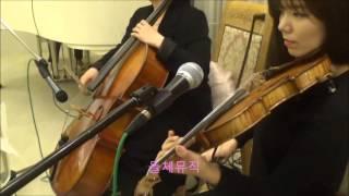 웨딩연주, 돌체뮤직, 베라체컨벤션결혼식연주 ♬ Feel…