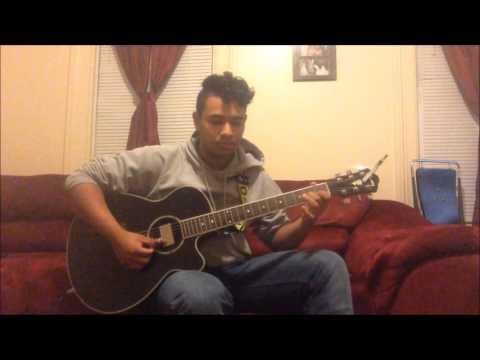 Yoskar Sarante - La Noche (Guitar Cover) by alexboi