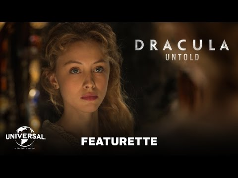"Dracula Untold - Featurette: ""Meet Mirena"" (HD)"