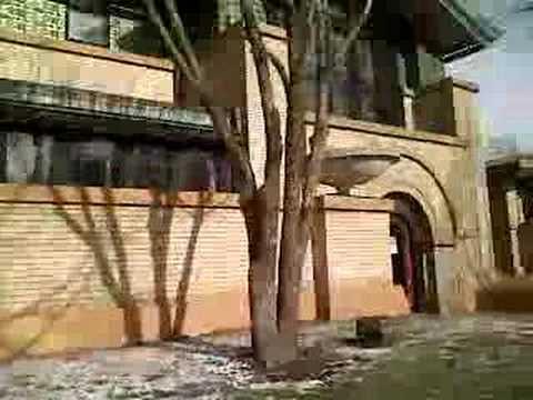 Dana-Thomas Frank Lloyd Wright House