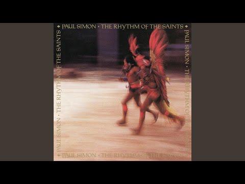 When Paul Simon Took a Dark Turn on 'Rhythm of the Saints'