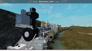 The General wreck crash remake roblox