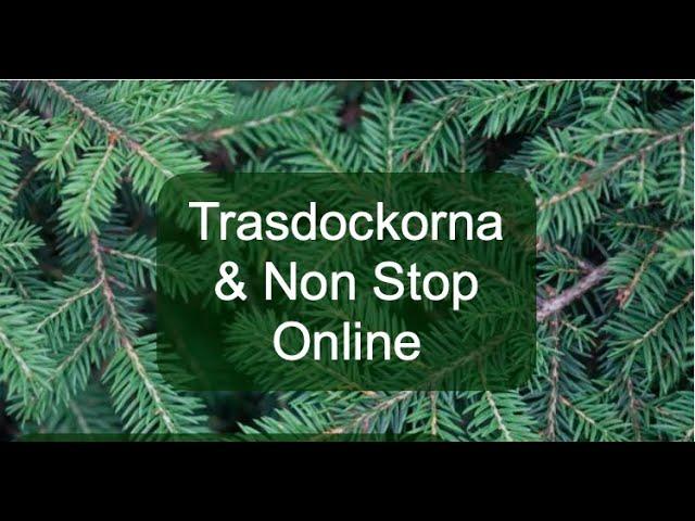 Trasdockorna Stream
