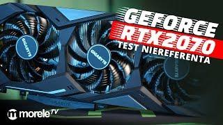 GeForce RTX 2070 | TEST niereferencyjnej karty graficznej od GIGABYTE