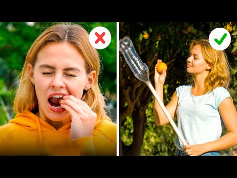 HANDY LIFE HACKS THAT SOLVE ANY PROBLEM! | 35 Awesome tricks to help you every day