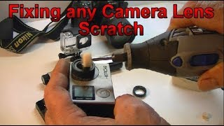 Fixing any Camera Lens Scratch