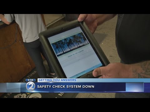 Hawaii's safety check system down for hours due to Indiana cable cut
