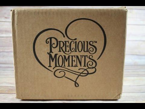 2017 Precious Moments Collectors' Club Review #preciousmoment