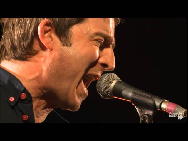 Noel Gallaghers High Flying Birds - You Know We Cant Go Back (London 2015) HD