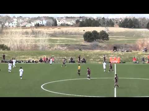 Ricardo Ocampo Real vs Rapids 2nd half