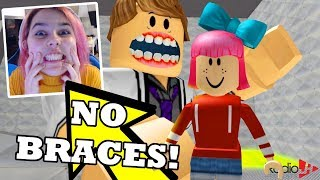Roblox ESCAPE THE DENTIST Obby - NO MORE BRACES!