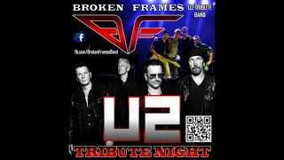 U2 Every Breaking Wave Semi-acoustic Live Bbc Radio 2 15/10/2014