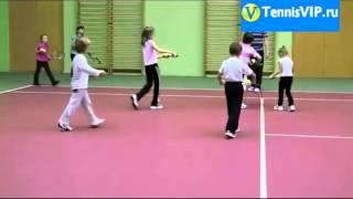 Теннис ДЕТИ  - определить способности ребенка к теннису(, 2015-06-14T11:51:08.000Z)
