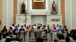 sanctus misa luba