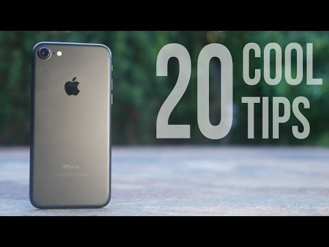 Thumbnail: 20 Cool Not-Too-Obvious iPhone 7 Tips!