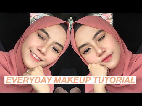 MY EVERYDAY MAKEUP ROUTINE (Bahasa Indonesia) - Shafira Eden