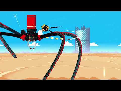 Jet Lancer | Coming To Nintendo Switch May 12th!