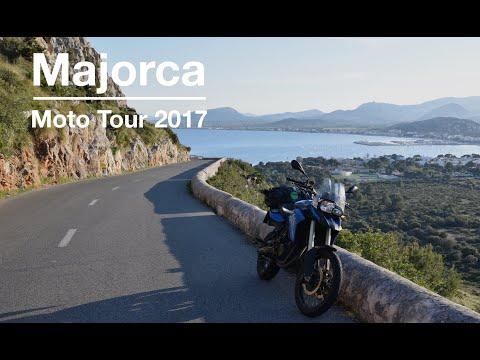 Majorca Moto Tour 2017
