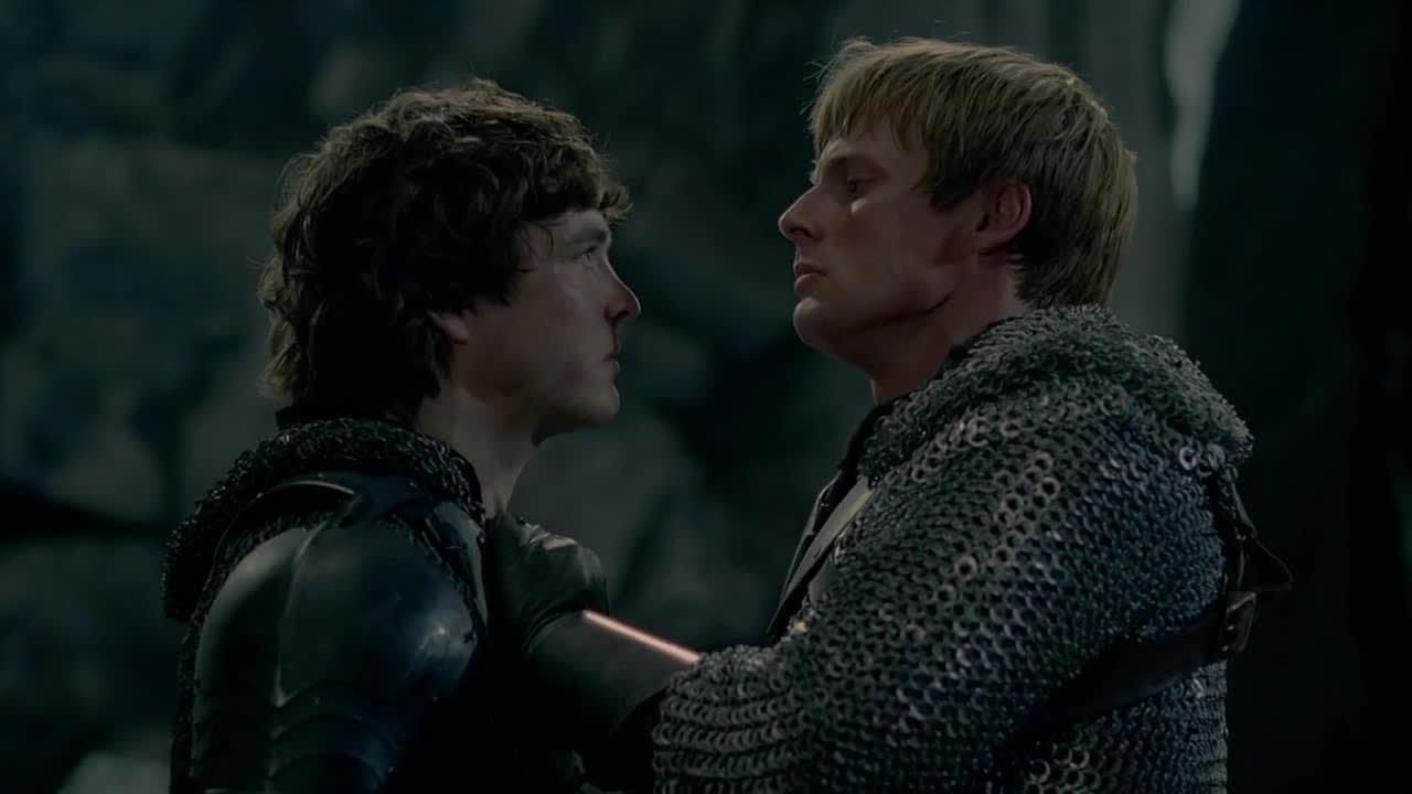 Download Merlin Season 5 Episode 13   Arthur faces Mordred