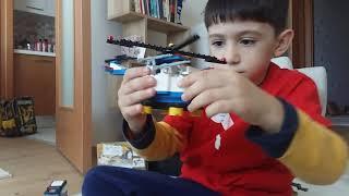 Selim Kaan LEGO ARMY NO 22414