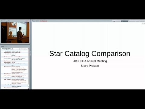 Using star catalog comparisons, w. thoughts on GAIA data