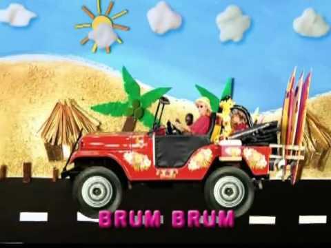 Xuxa Dirigindo meu carro Driving in my car - YouTube
