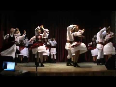 Ansamblul Traditii Uiorene - Joc motesc