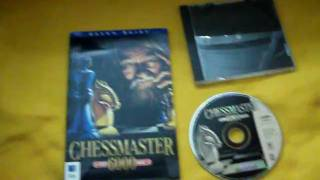 Chessmaster 6000 (OS 9 or below) - Mac - CD