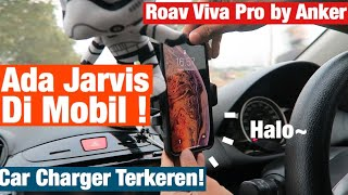 Anker Roav Viva Pro - Voice Car Assistant ( Review Indonesia ) by iTechlife