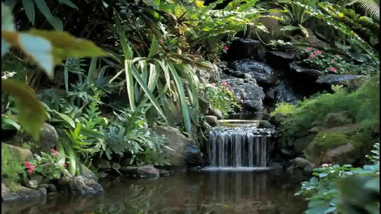 Living Waterfalls Screensaver Music