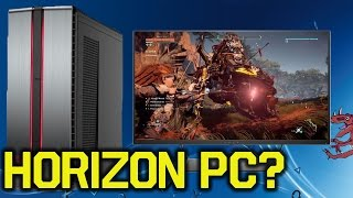 Horizon Zero Dawn PC COMING Eventually? IS IT POSSIBLE?! PS4 Games Coming To PC with PlayStation Now