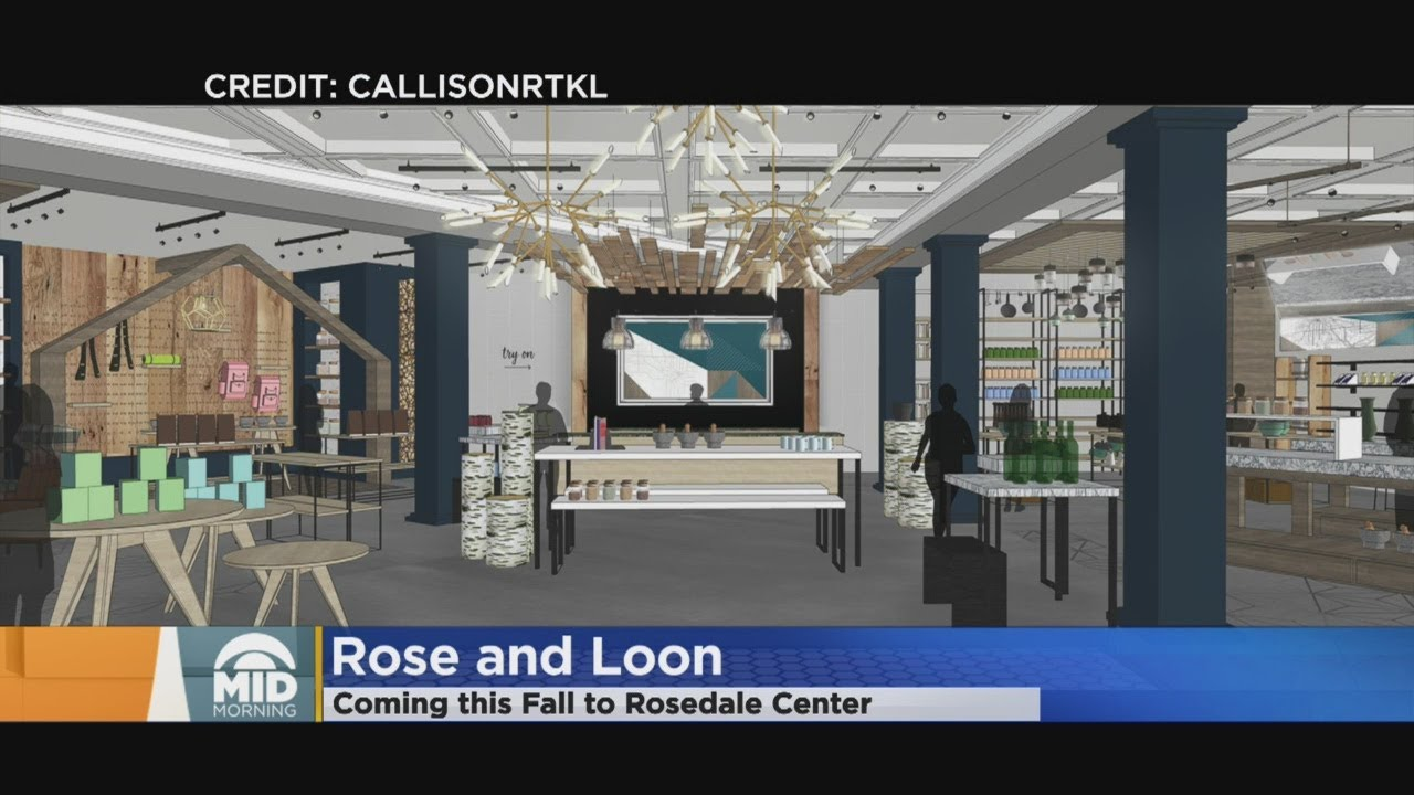 casting call: roseville center's rose & loon looking for makers