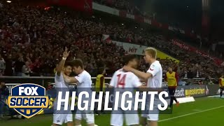 Video Gol Pertandingan FC Koln vs Eintracht Frankfurt