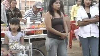 Zacualpan, Nayarit 3 de Mayo del 2011- Jaripeo Portatil campo de Futból