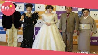 檀れい(46)主演の舞台「仮縫」が6日、東京・明治座で初日を迎えた...