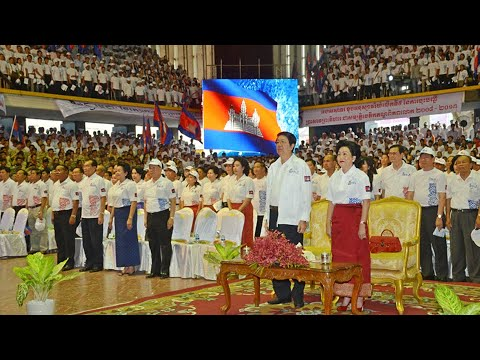 2013 07 07 5th Aniversary Preah Vihear on the WHC List