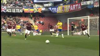 Sparta Praha vs. FK Teplice 14.04.2012 - gol Lukáše (0:2)