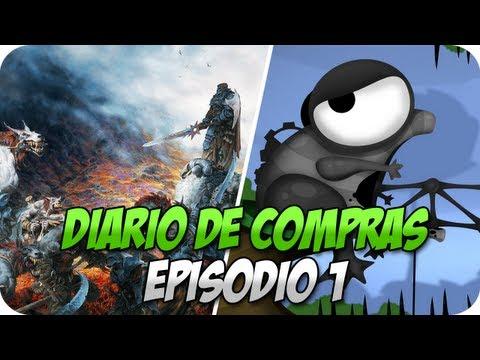 Diario de compras: Confrontation y World of Goo | EP. 1