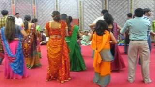 Navaratri 2009 at Divya Dham Mandir NY- 10