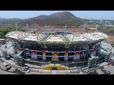 The Muthoot Group - IPL 2018 Stadium Branding Pune