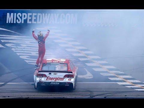 NASCAR: 2017 Michigan Post Race Review (Rant) (Pure Michigan 400)