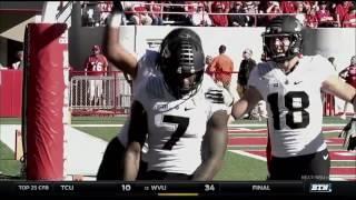 Purdue at Nebraska - Football Highlights
