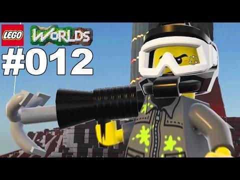 LEGO WORLDS #012 Spaß mit Greifhaken 🐲 Let's Play Lego Worlds [Deutsch]