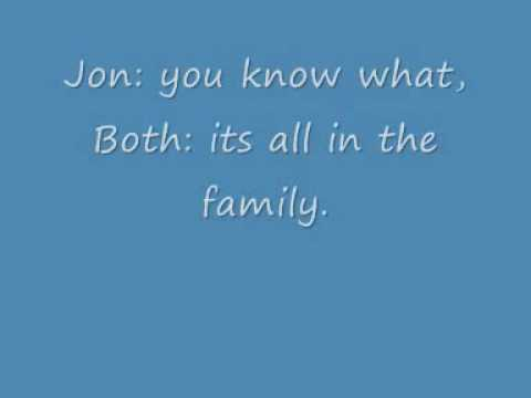 Korn/Limp Bizkit-All in the Family lyrics