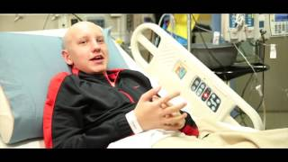 A Teenager Overcomes Testicular Cancer